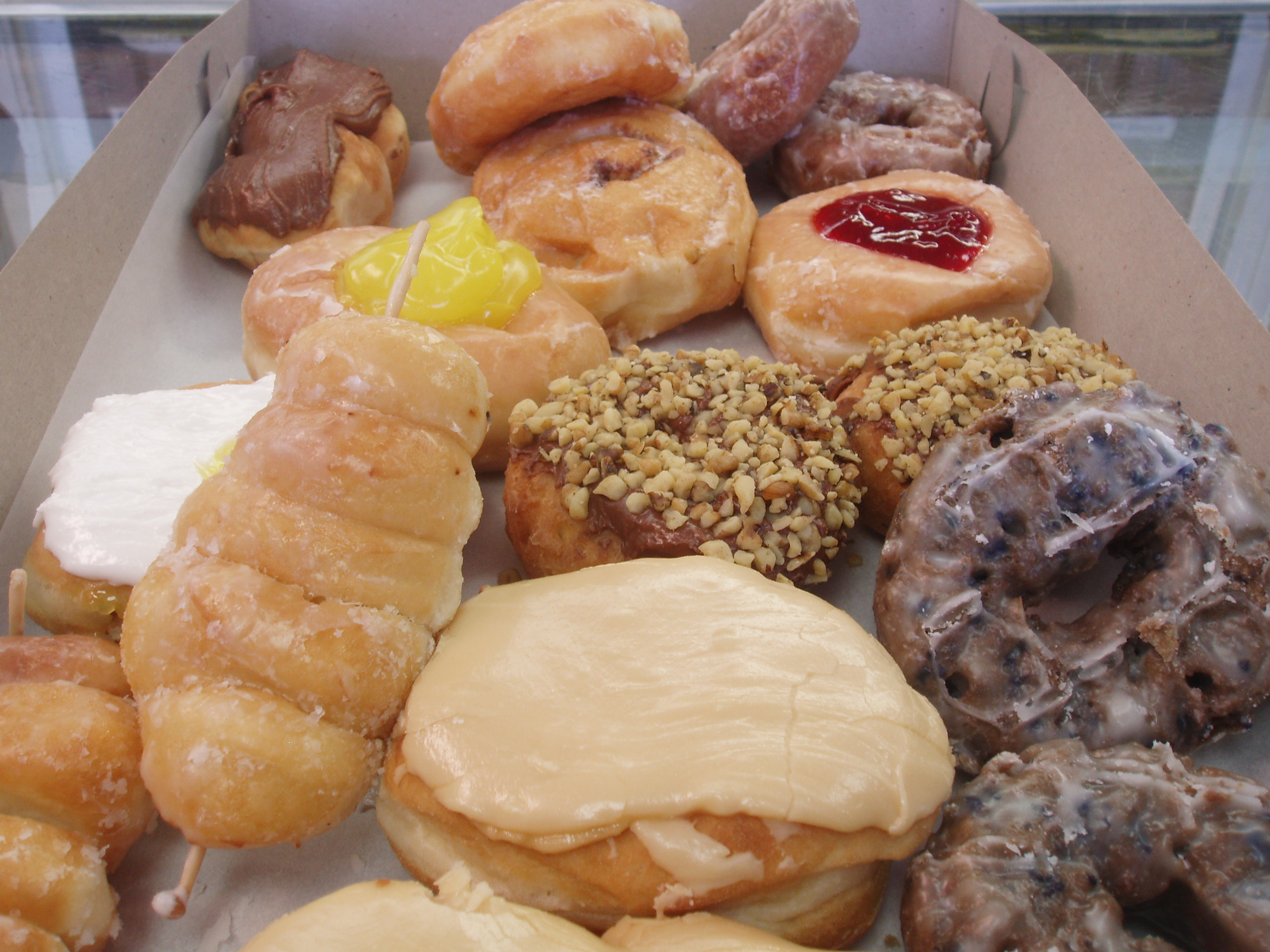 of bakery cafe donuts - photo #9