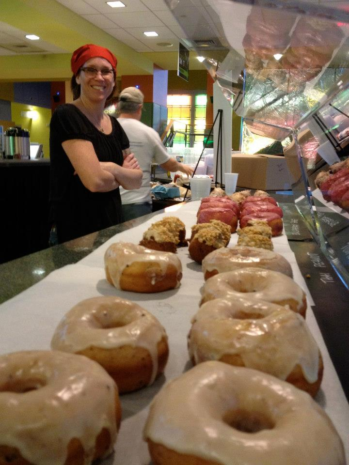 Destination Donuts Heather Morris