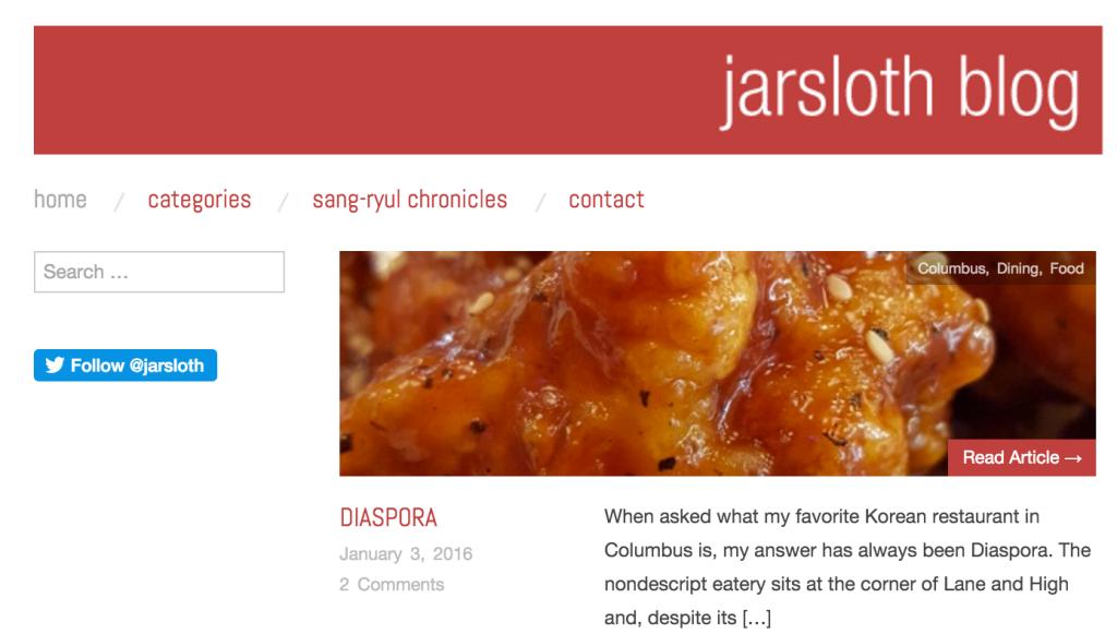 Jarsloth