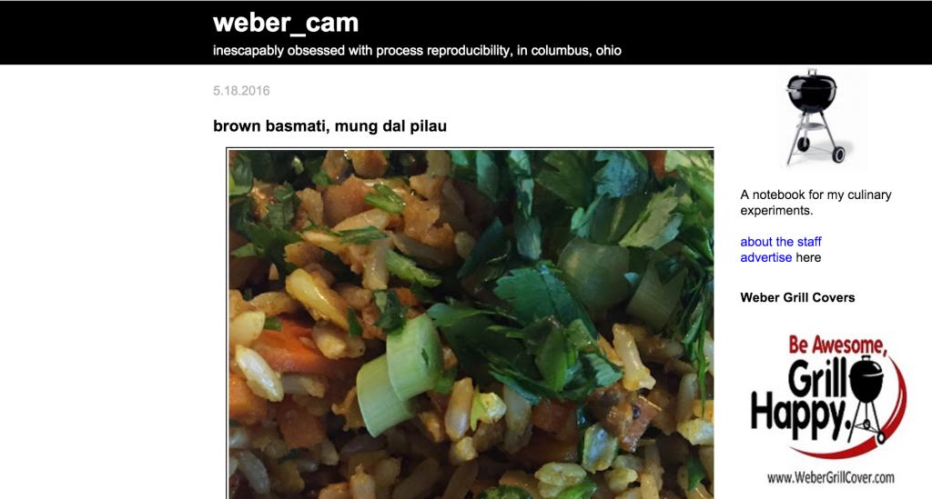 Weber Cam