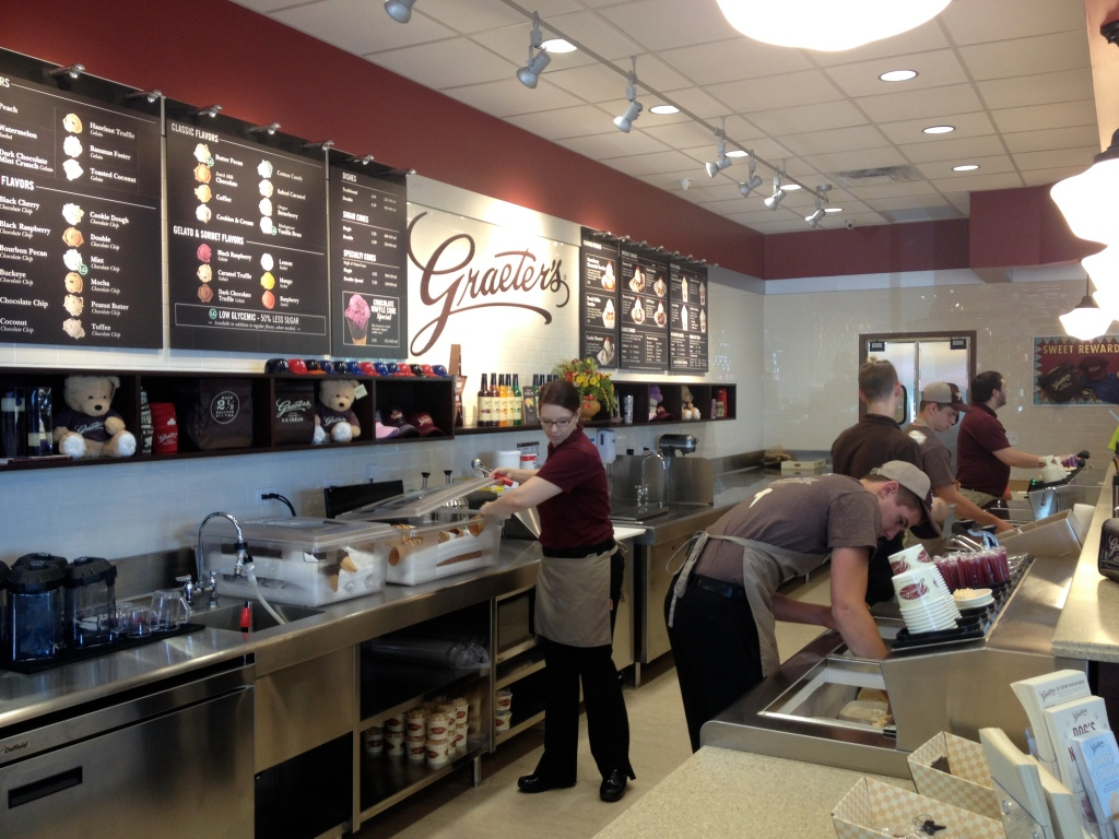 Graeters Counter Polaris