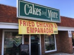 Cakes and Moresign