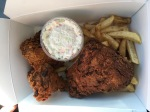 fried chicken at cakes andmore