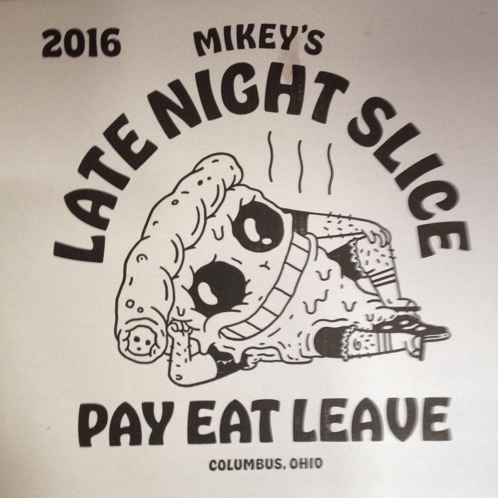 Late Night Slice box