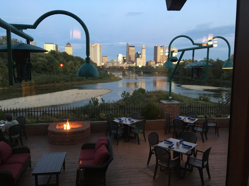 The Boat House At Confluence Park Dinner And A View With A Nod To 1958 Cmh Gourmand Eating In Columbus Ohio