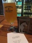 Rockmill Tavern beer andmenu