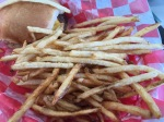ritzy's shoestring fries
