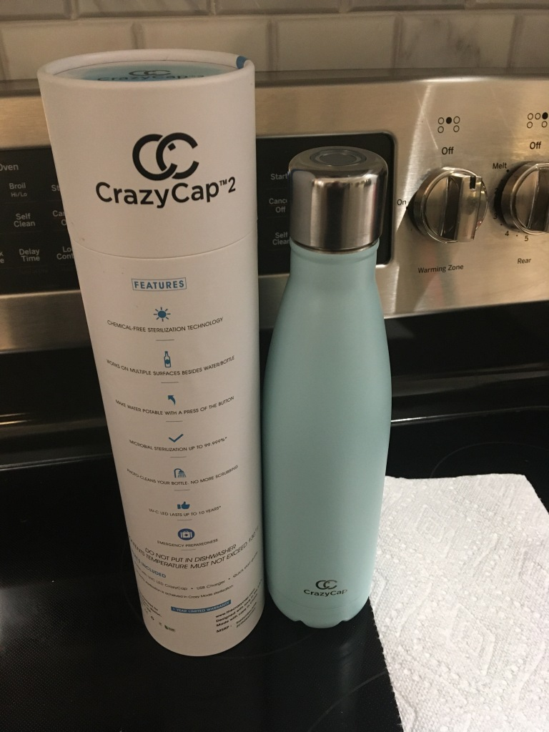 CrazyCap Bottle