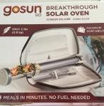 gosun oven box
